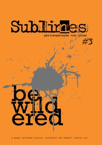 Sublinmes #3 cover